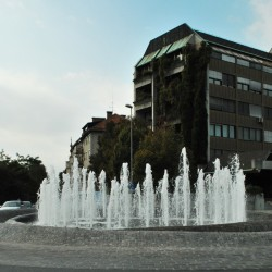 Projekt fontane Celje